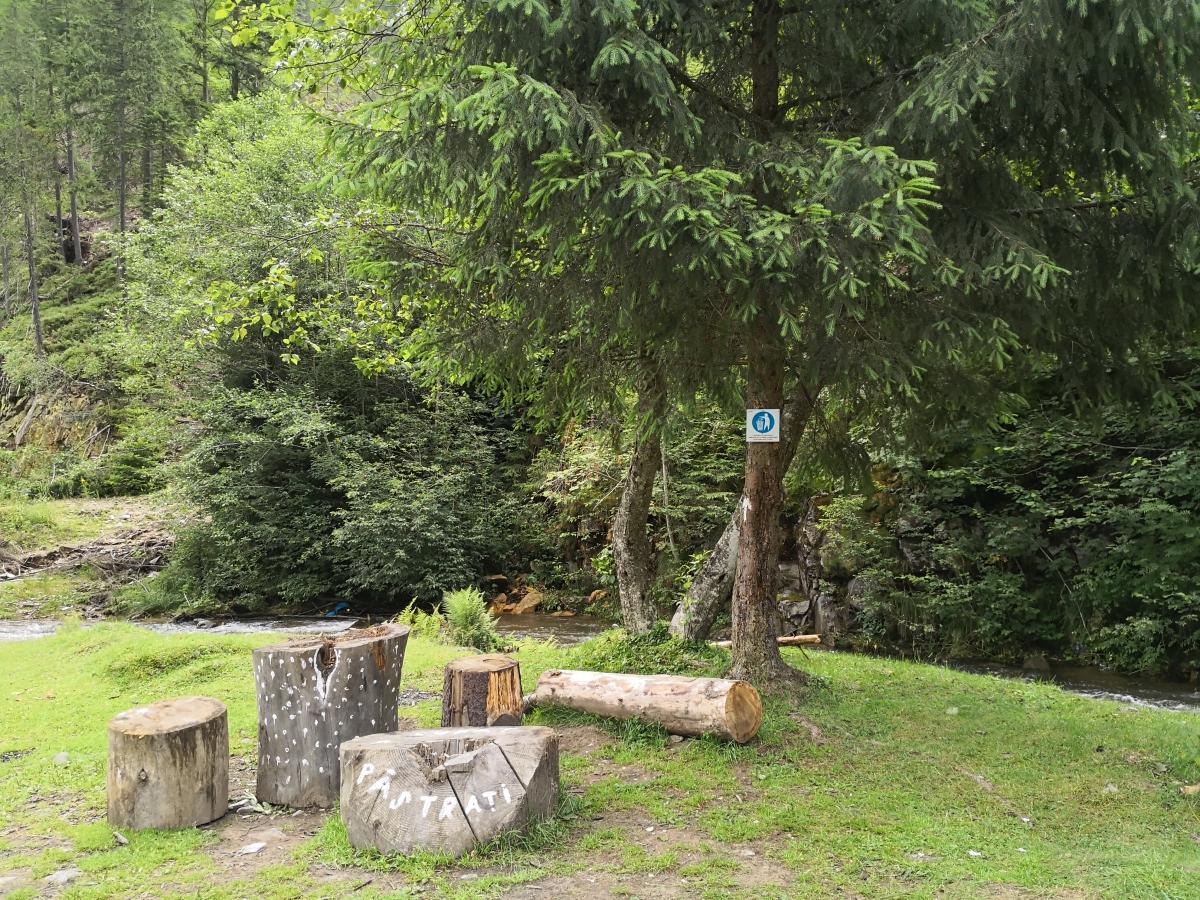 loc de camping_deseuri