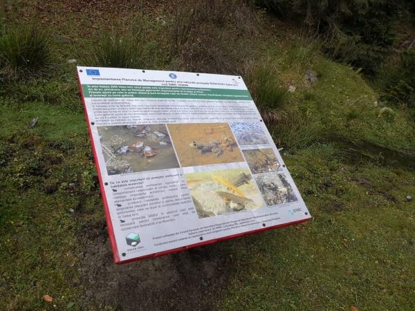 Asigurarea conservării speciilor și habitatelor